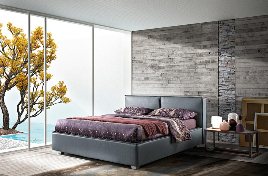 Idee d\'arredo per una camera da letto piccola - Bartoni ...