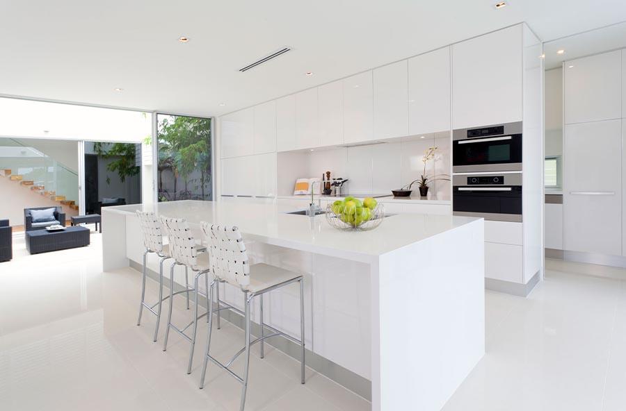 cucina total white